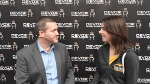 Interview at Devoxx UK