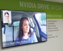 NVidia Drive AI Car Computer