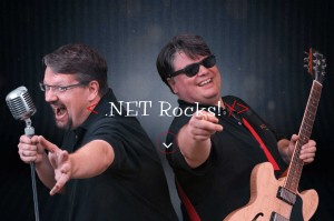 .NET Rocks Interview