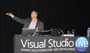 Visual Studio Live Recap