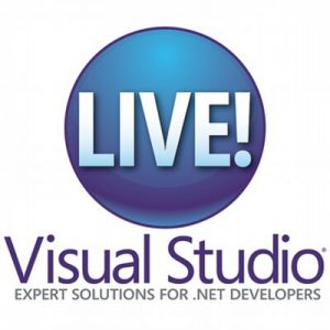 Invitation to Speak at VS Live (Wash. DC)