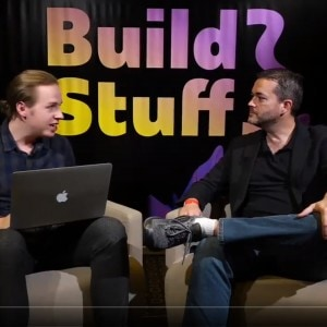 Interview at BuildStuff Lithuania