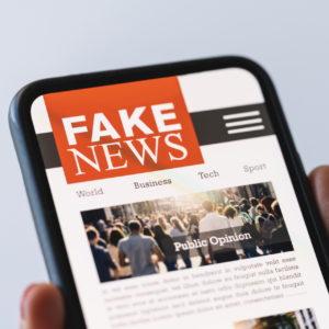 Six Steps to Stop Fake News