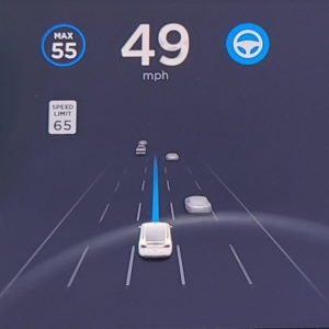 Test Driving a Tesla with Full Self-Driving (Beta)